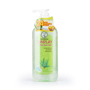 Sunplay After Sun Gel Natural Aloe Vera 200g