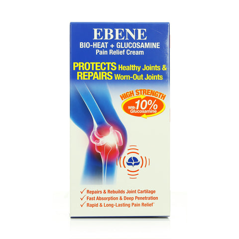 Ebene Bioheat with Glucosamine pain relief cream 50g