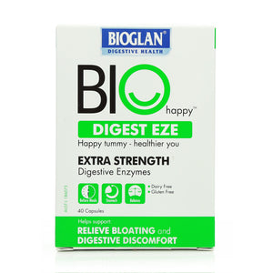 Bioglan Bio Happy Digest Eze Extra Strength 40caps