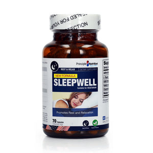 Principle Nutrition Sleepwell 70pcs