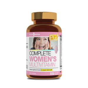 Principle Nutrition Plus Women Complete Multivitamin 150pcs