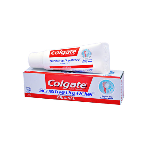 Colgate Sensitive Pro Relief Original Toothpaste 30g