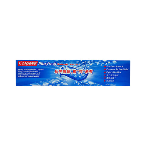 Colgate Max Fresh Toothpaste 160g