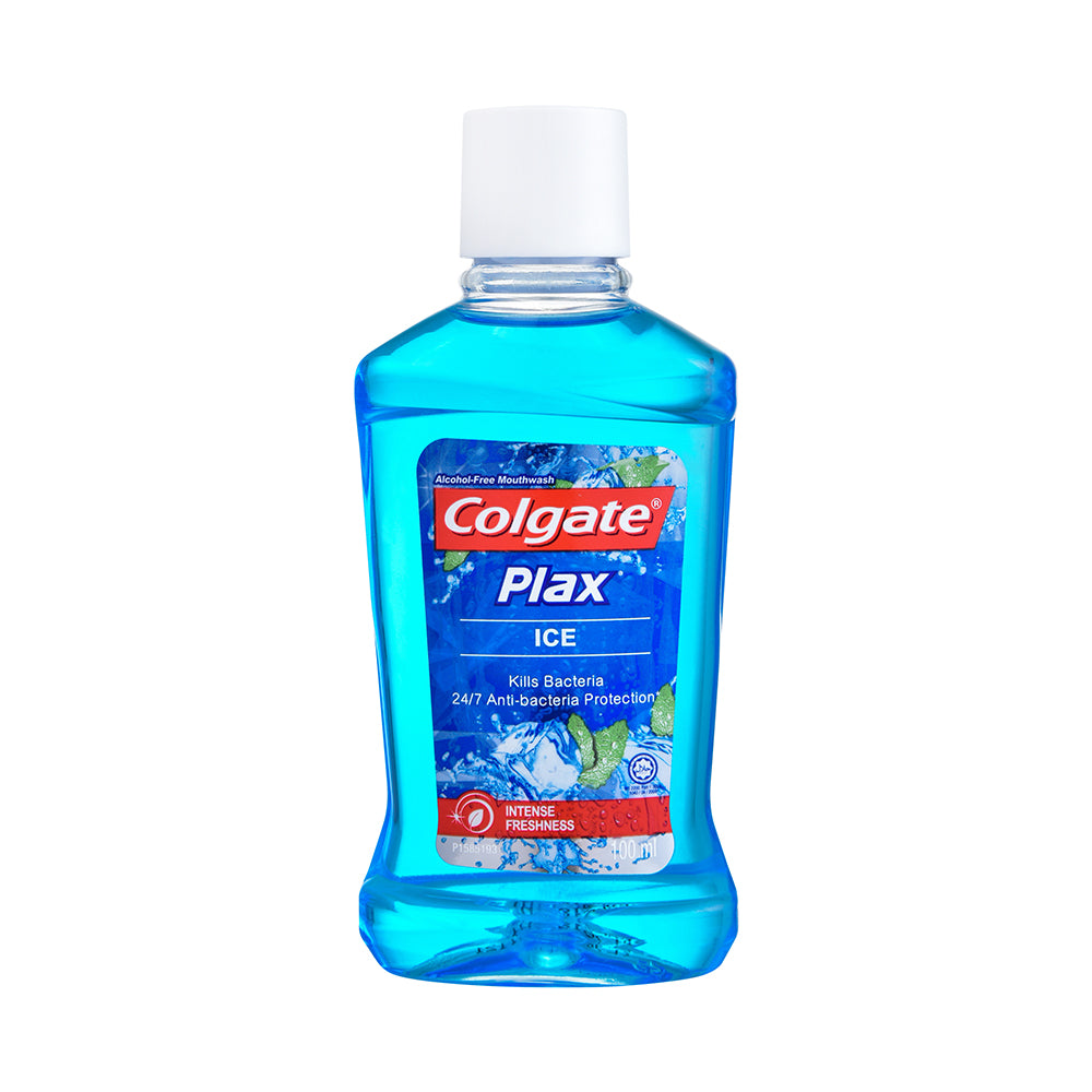Colgate Plax Mouthwash 100ml - Ice / Peppermint / Freshmint
