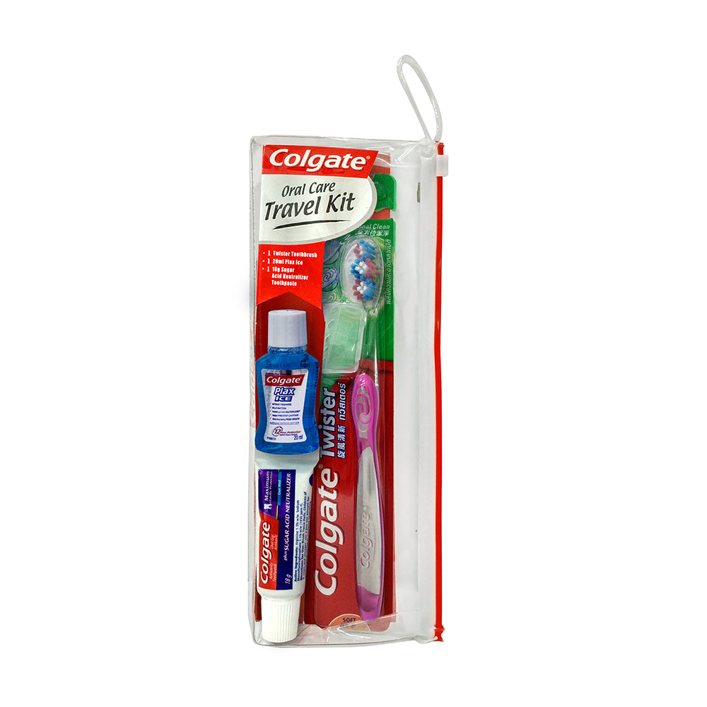 Colgate Twister Travel Kit 1pc