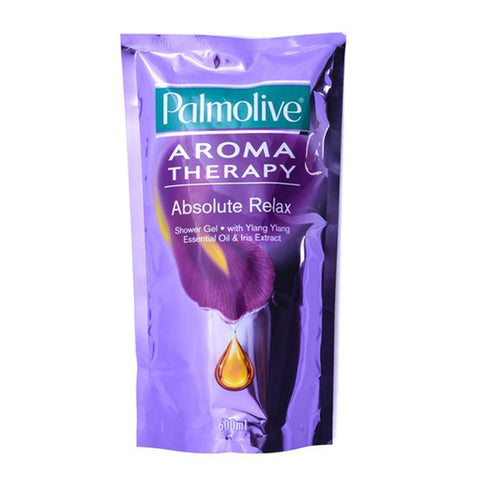 Palmolive Aroma Therapy Absolute Relax Shower Gel 250ml / Refill 600ml / 750ml