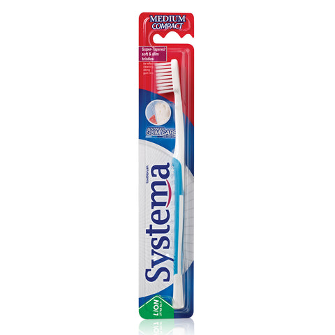 Systema Gum Care Toothbrush Compact Head