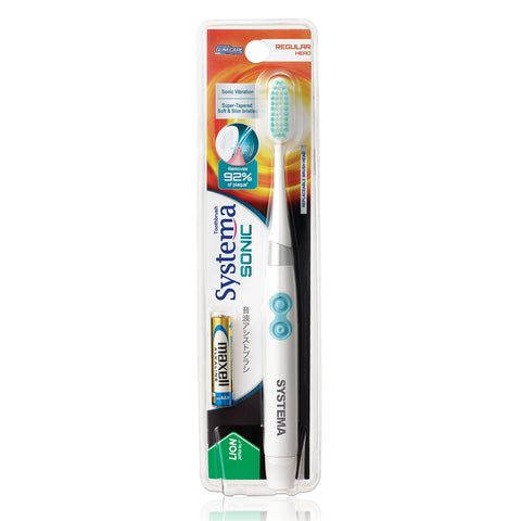 Systema Sonic Toothbrush