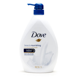 Dove Body Wash 1L
