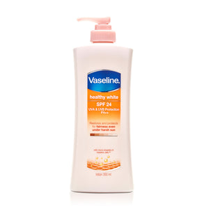 Vaseline Healthy White SPF 24 PA++ Body Lotion