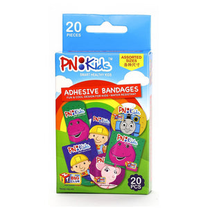 PN Kids Little Big Club Adhesive Bandages 20pcs