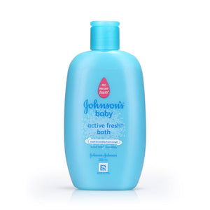 Johnson's Active Fresh Bath 200ml / 500ml