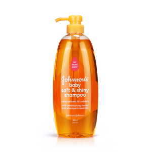 Johnson's Baby Soft & Shiny Shampoo 200ml / 800ml