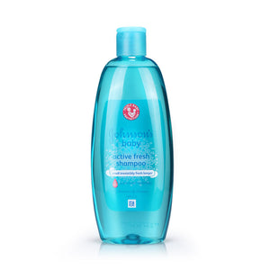 Johnson's Baby Active Fresh Shampoo 200ml / 500ml