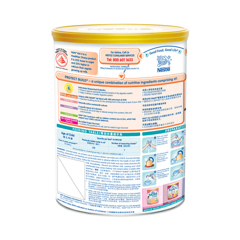 Nestlé® NAN® Kid 4 Growing Up Milk 900g