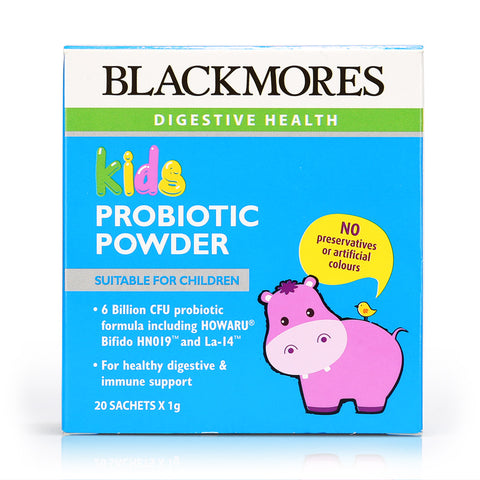 Blackmores Kids Probiotics Powder 20x1g