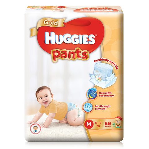 Huggies Gold Pullup Pants size M - XXL