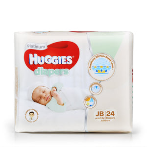 Huggies Platinum Diapers Just Born 24pcs