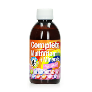 PN Kids Multivitamins Syrup 250ml (Boys/Girls)