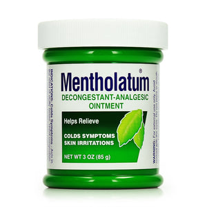 Mentholatum Decongestant Analgesic Ointment 10g / 28g / 85g