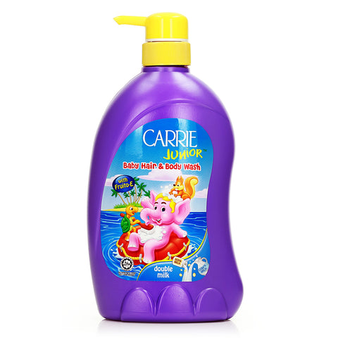 Carrie Junior Baby Hair & Body Wash 700g