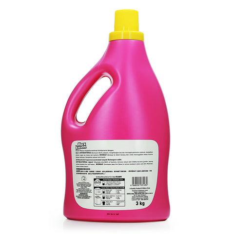 Maxkleen Anti-Bacterial Superconcentrated Liquid Detergent 3kg