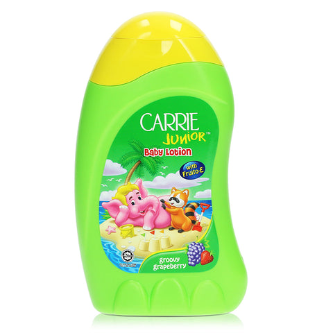 Carrie Junior Baby Hair & Body Wash 280g