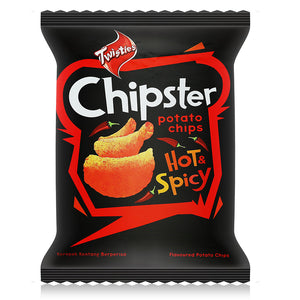 Twisties Chipster Potato Chips 160g