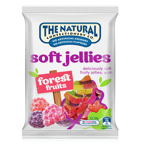 The Natural Confectionery Co. Fruity Chews 220g