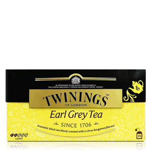 Twinings Black Tea  25's 50g (Darjeeling/Earl Grey/English Breakfast/Lady Grey)