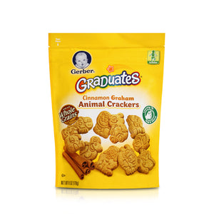 GERBER® GRADUATES® Arrowroot Cookies For Crawlers 10+mths 155g