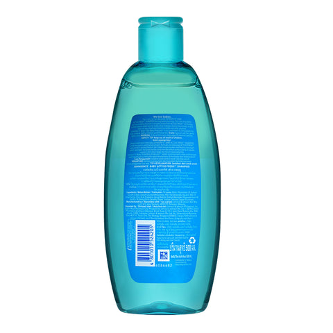 Johnson's Baby Active Fresh Shampoo (Disney) 200ml / 500ml