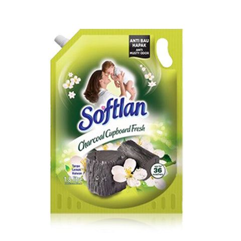 Softlan Aroma Therapy Fabric Conditioner Refill 1.7L/1.8L