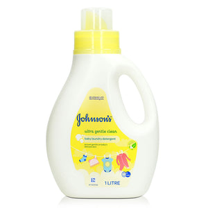 Johnson's Ultra Gentle Baby Laundry Detergent 1L
