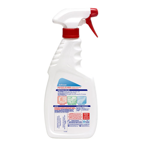 Ajax Multi Purpose Spray & Wipe Bathroom 500ml