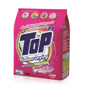Top Detergent Blooming Freshness 2.3kg/5kg