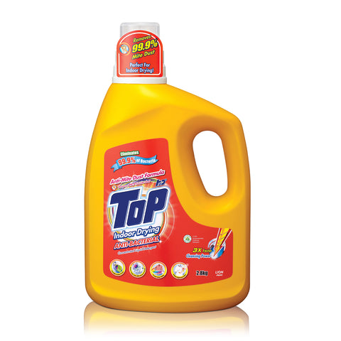Top Concentrated Liquid Detergent 2.8kg