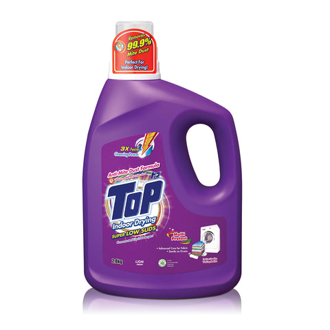 Top Concentrated Liquid Detergent Super Low Suds Refill 1.6kg/2.8kg