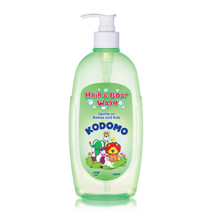 Kodomo Hair & Body Wash 400ml