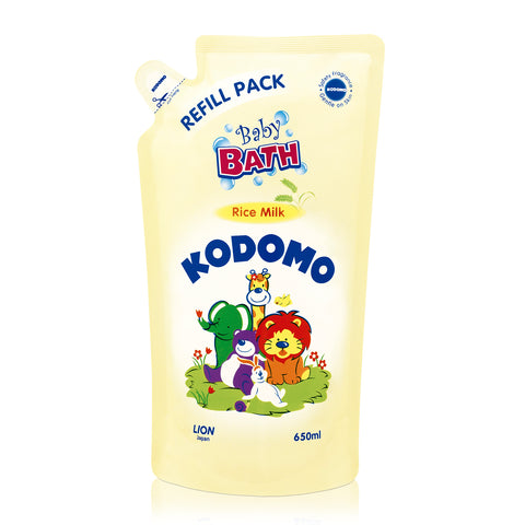 Kodomo Baby Bath Refill 650ml