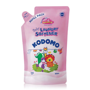 Kodomo Baby Laundry Softener Refill 800ml
