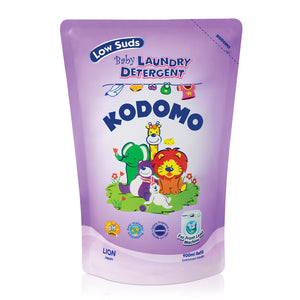 Kodomo Baby Laundry Detergent Low Suds Refill 900ml