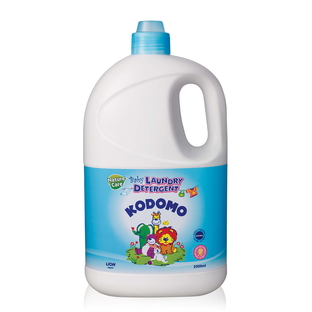 Kodomo Baby Laundry Detergent Nature Care 2L