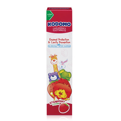 Kodomo Children's Toothpaste 80g
