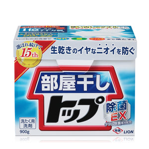 Top Indoor Drying Powder Detergent 900g