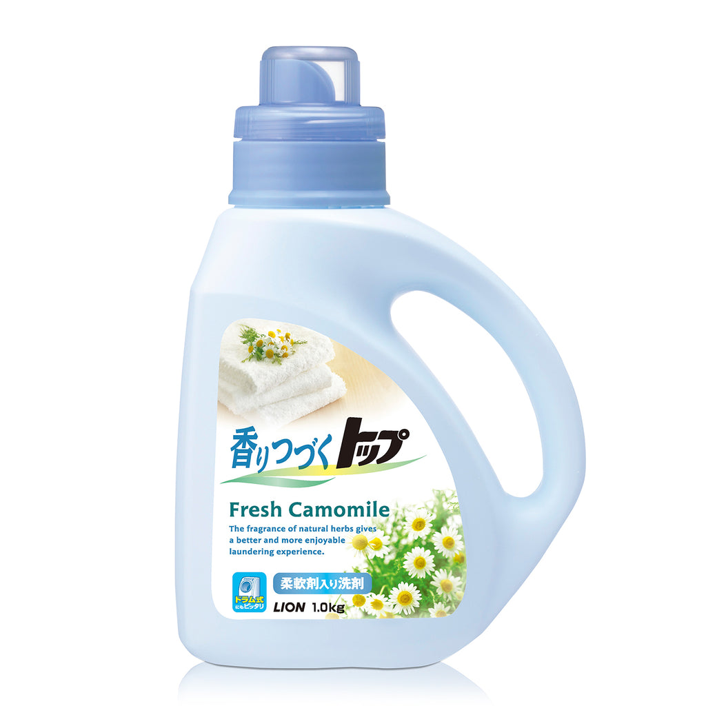 Top Liquid Detergent with Softener 900g