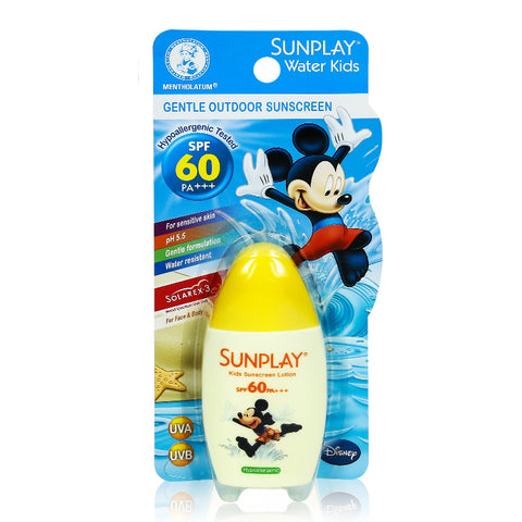 Sunplay Water Kids Disney SPF60 Lotion 35g