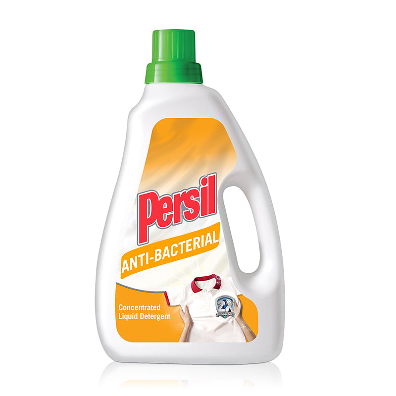 Persil Anti-Bacterial Low Suds Anit-Bacterial Liquid Detergent 2.7L