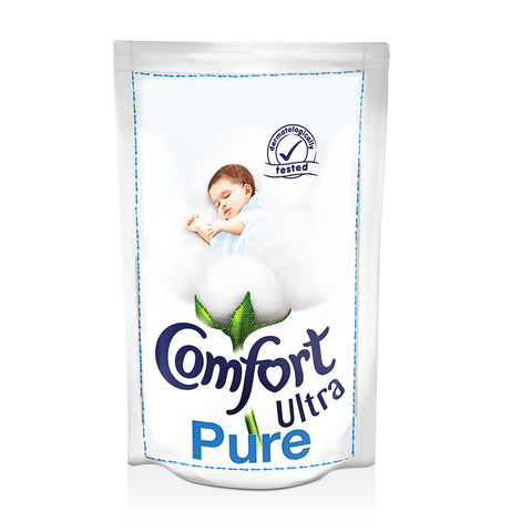 Comfort Concentrate Ultra Fabric Softener Refill Pouch 800ml
