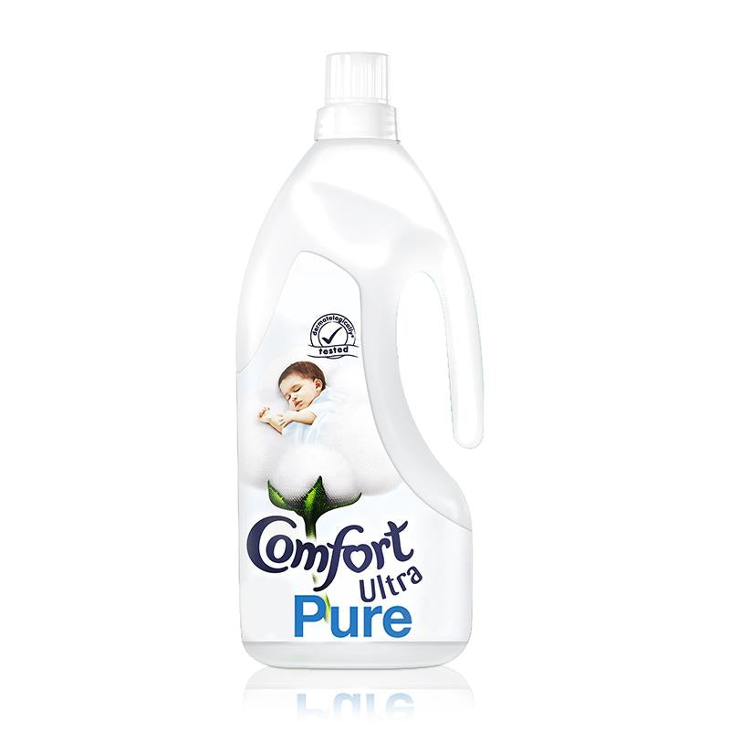 Comfort Concentrate Ultra Fabric Softener 1.8L Pure